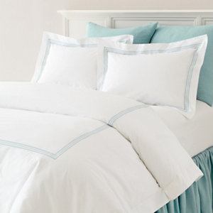 $366.00 trio sky duvet cover King